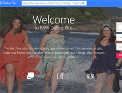 free plus size dating websites